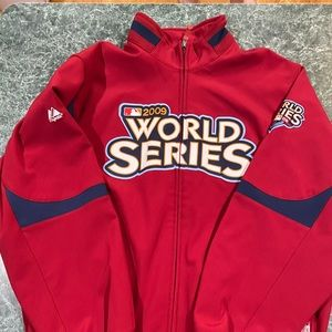 Other - Official 2009 World Series Majestic Jacket